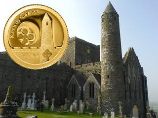 El Monasterio de Rock of Cashel