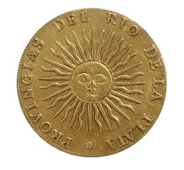 El oro del Río de la Plata