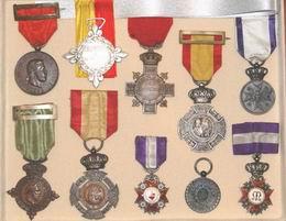 Condecoraciones carlistas durante la Tercera Guerra Carlista 1873-1876 (I)