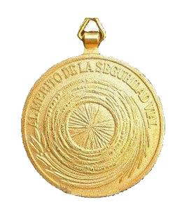 Medalla al Mérito de la Seguridad Vial