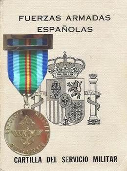 La Medalla del Servicio Militar Obligatorio (SMO)