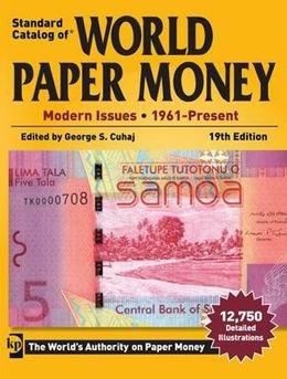 """World Paper Money Issues 1961-Present"" 19 edición"