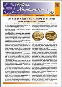 """""""Folios Numismático"""" 65"""