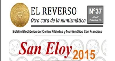 """El reverso"" número 37, diciembre 2015"