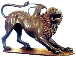 Seres mitológicos de la Antigua Grecia Arpías, esfinges, quimeras... (I)