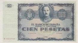 Billetes no emitidos Siglo XX Estado Español (II)