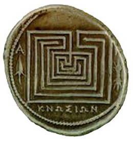 La Mitología y la Moneda: Creta (II)