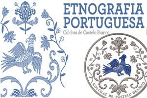"""""""Etnografía Portuguesa"""" y las Colchas de Castelo Branco"""