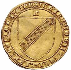 Viaje a Ronda: una dobla de la banda de Juan II, al revés y en piedra
