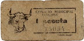 1 Peseta de Benicarló