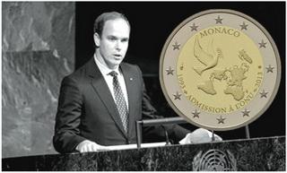 20 Aniversario de Mónaco en la ONU