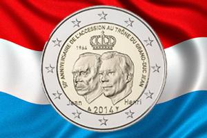 50 Aniversario de la entronización del Gran Duque Jean de Luxemburgo