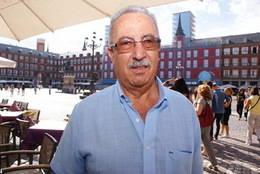 José García vuelve a la Plaza Mayor todos los domingos y festivos