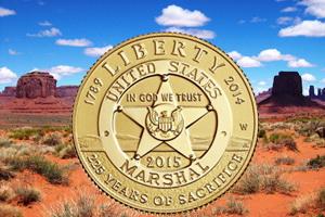225 Aniversario del Servicio de US Marshals