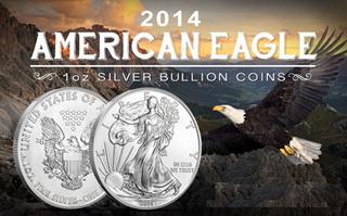 American Silver Eagle 2014