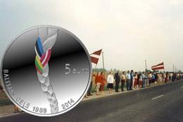 25 Aniversario de la Vía Báltica de la Libertad
