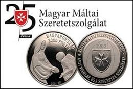 25 Aniversario del Servicio de Caridad húngaro de la Orden de Malta