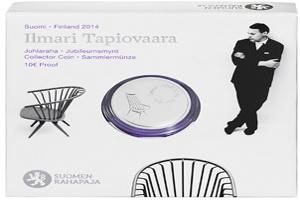 Centenario del nacimiento del diseñador finlandés Ilmari Tapiovaara