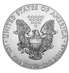 Más de 1 millón de onzas de plata del American Eagle a la venta esta semana