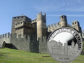 Castillo de Senis, Valle d'Aosta