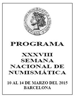 ANE prepara la XXXVIII Semana Nacional de Numismática