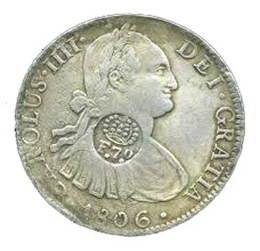 La moneda española en las Islas Marianas