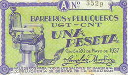 Emisión de Vales en Gijón durante la Guerra Civil II