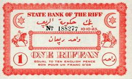 Los billetes de la República del Rif
