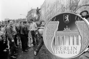 Bélgica también celebra el 25 Aniversario de la caída del Muro de Berlín