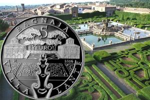 """Serie italiana de """"Villas y Jardines Históricos"""": """"Villa Lante-Bagnaia"""""""