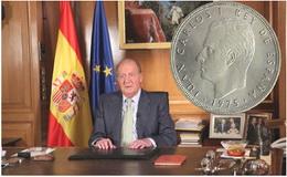 D. Juan Carlos I abdica como Rey de España, su hijo y heredero reinará como Felipe VI