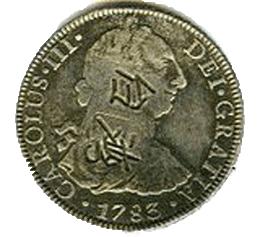 La moneda española en la Isla Hermosa