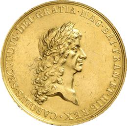 """""""Pax en Numis"""": La medalla inglesa dedicada a Breda"""