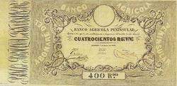 Los billetes de banca particular