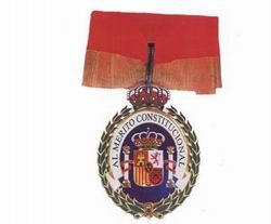 La Orden del Mérito Constitucional