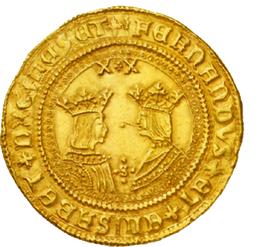 Las monedas áureas más caras, desde los Reyes Católicos al Gobierno Provisional