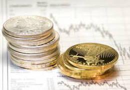 La plata dobla la subida del precio del oro en este mes de enero
