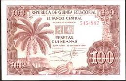 Guinea Española, 1969: Última serie emitida en pesetas