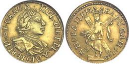 La Gran Guerra del Norte y el rublo