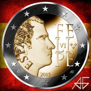 ¿Para cuándo las monedas de Felipe VI?