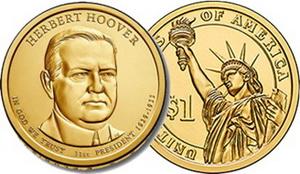 El 31 presidente de Estados Unidos: Herbert Hoover