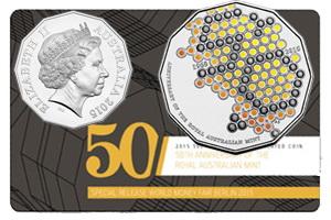 La Royal Australian Mint cumple 50 años de acuñaciones