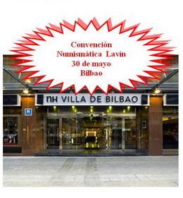 Edición 55 de la Convención Numismática y Feria de Coleccionismo en Bilbao