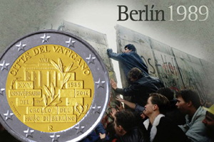 Vaticano y el XXV Aniversario de la caída del muro de Berlín