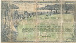 El Papel Moneda Balear: Las obligaciones de las empresas gasísticas