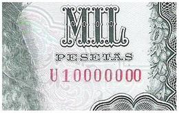 Billetes con numeración 10 Millones