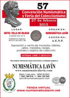 Numismática Lavín organiza su Convención número 57