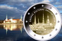 """Riga """"Capital Europea de la Cultura"""""""