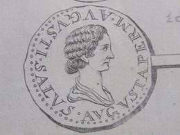 A cerca de Livia Augusta en la Mérida romana