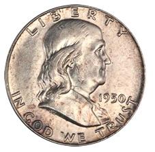 """Todo sobre los """"Benjamins"""": Por qué se deben coleccionar los medios dólares Franklin"""